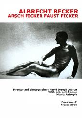 DVD Albrecht Becker, Arsch Ficker Faust Ficher (2004)