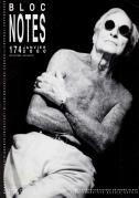 Bloc notes 174 — Janvier 2000 — Couverture: Albrecht Becker © Hervé Joseph Lebrun