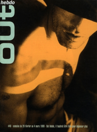 Out #40 — Gérard © Hervé Joseph Lebrun