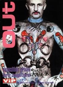 Out #35 , 22/01/1999 — Couverture Albrecht Becker/Hervé Joseph Lebrun