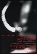 Mon beau gars l'est Guillaume Dustan — Hervé Joseph Lebrun — Pause-Lecture — 17/03/2000