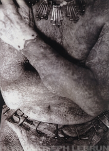 Mad #4 (2000) : Moi, Albrecht Becker, Allemand homosexuel maudit, p85 — Hervé Joseph Lebrun