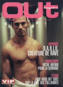 Out #19 — Gérard © Hervé Joseph Lebrun