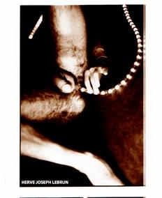 Mon beau gars l'est Guillaume Dustan — Sodomie électrique — Hervé Joseph Lebrun