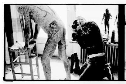 Albrecht Becker Hervé Joseph Lebrun © Christophe Baudet 1999