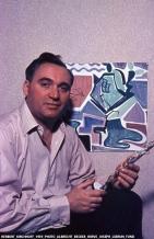 HERBERT KIRCHHOFF 1959 PHOTO ALBRECHT BECKER HERVE JOSEPH LEBRUN FUND