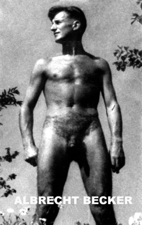Albrecht Becker 1944 Russia Hervé Joseph Lebrun Fund