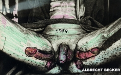 Drawing 1959 — Albrecht Becker — Hervé Joseph Lebrun Fund