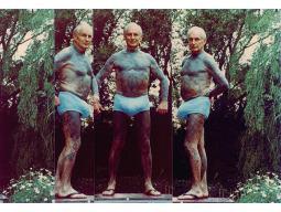 Albrecht Becker,untitled, 1982, Photocollage 13x19 cm